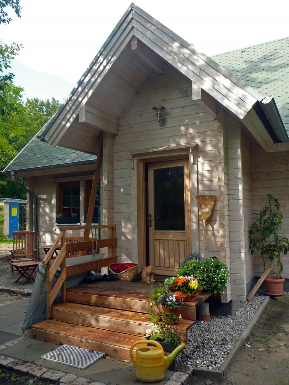 Garden germany for Garden log cabins uk